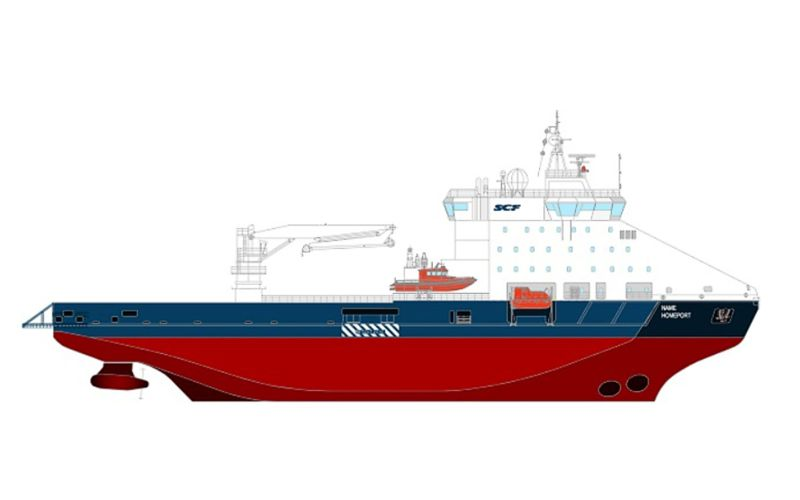Icebreaking Supply Vessel: Consulting and Owner's Supervising