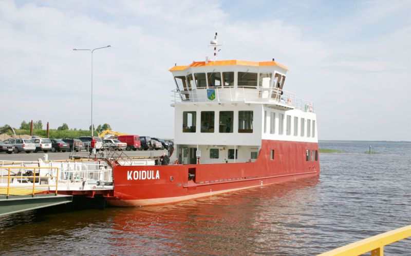 Ro-Ro Passenger Ferries: Shipbuilding & Design