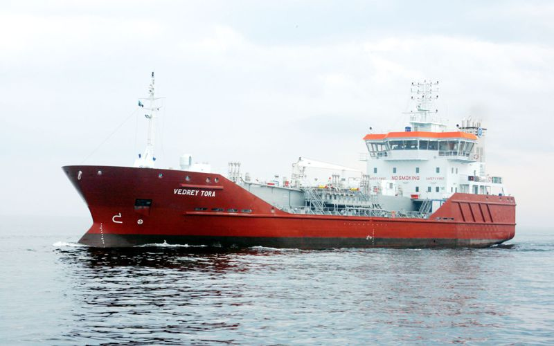 Product & Chemical Tankers: Completing